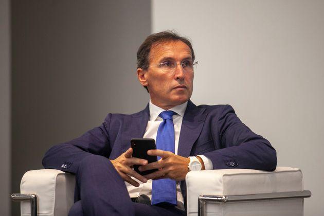 BARI, ITALY - SEPTEMBER 17: Francesco Boccia, Minister for Regional Affairs and Autonomies on September...