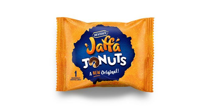 Jaffa jonnuts can come individually wrapped