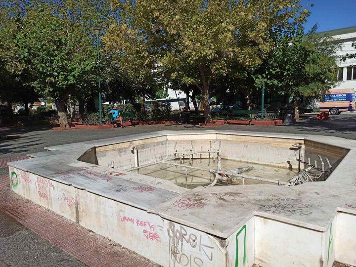 Πλατεία Αττικής πριν