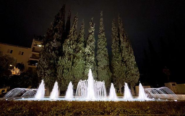 Πλατεία Τρούμαν μετά