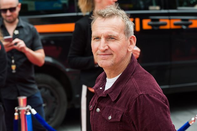 Christopher Eccleston pictured in