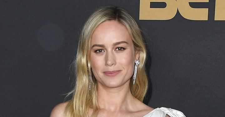 Brie Larson arrives at the 51st NAACP Image Awards on Feb. 22, 2020, in Pasadena, California.