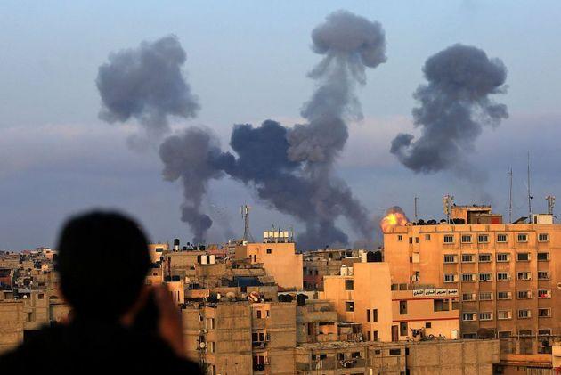 Communistes et Insoumis fustigent la position du gouvernement sur la situation à Jérusalem...