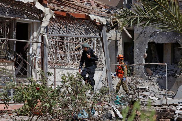 Ισραήλ: Τρεις νεκρές από ρουκέτες της Χαμάς - Με κλιμάκωση των επιθέσεων απειλεί ο