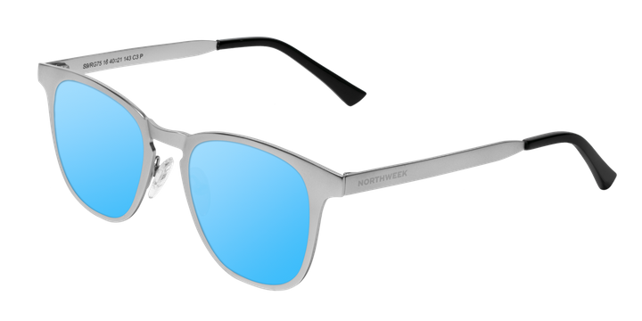 Gafas de sol metalizadas