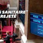 Coup de théâtre à l'Assemblée: l'article instaurant le pass sanitaire est
