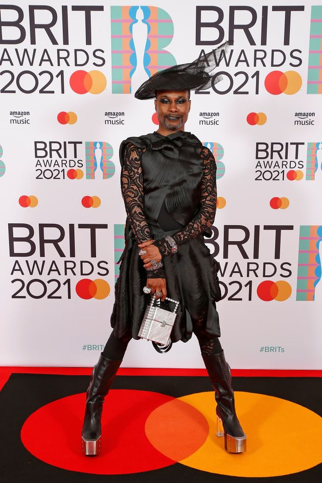 Brit Awards 2021: The 21 Must-See Moments From The Ceremony And Red