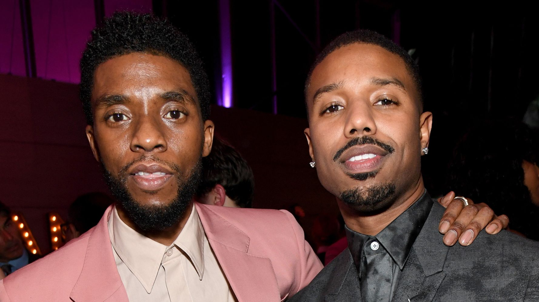 Michael B. Jordan Reflects On 'Still Dealing With' Losing Chadwick Boseman