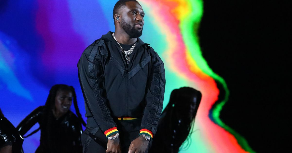 Headie One Calls Out Government Over Free School Meals Saga During Brit Awards Performance