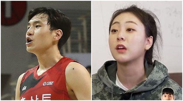 농구선수 문성곤, 전 피겨스케이팅 선수