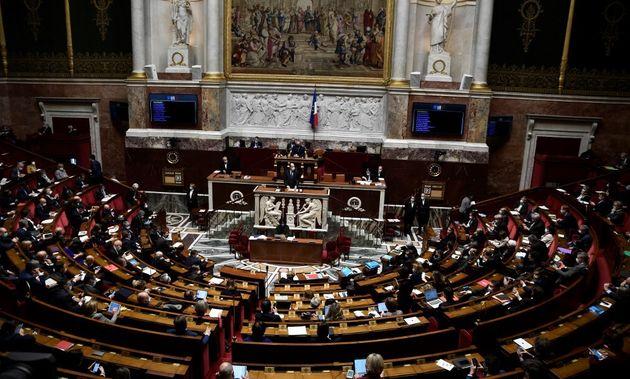 Covid-19: le pass sanitaire finalement voté à l'Assemblée nationale (photo d'illustration du 13 avril