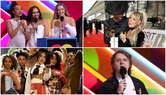 Brit Awards 2021: The 21 Must-See Moments From The Ceremony And Red Carpet