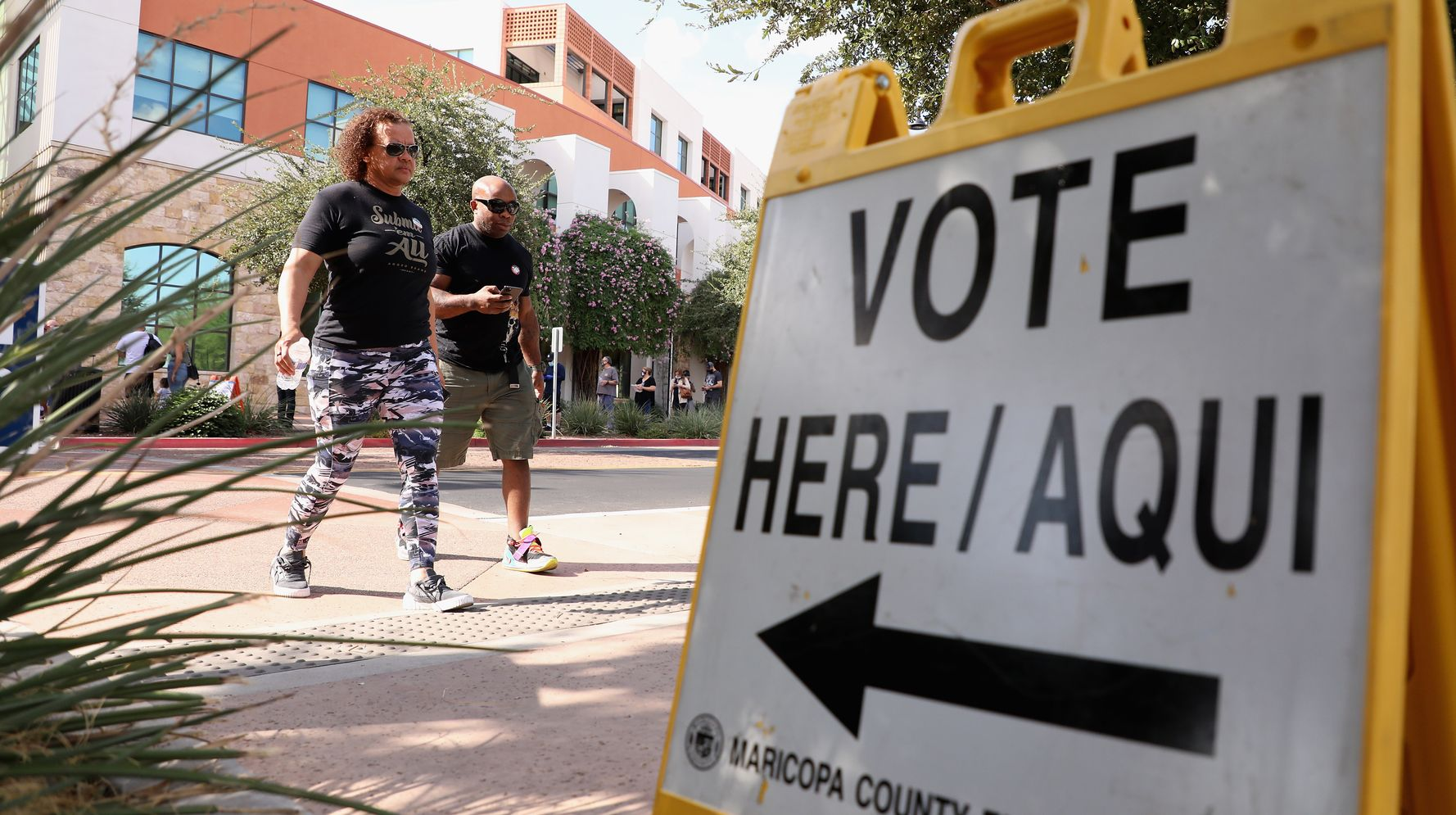 Arizona Gov. Signs Bill To Purge Early Voters Who Don't Vote By Mail In 2 Election Cycles