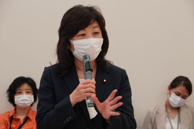 自民党の野田聖子議員