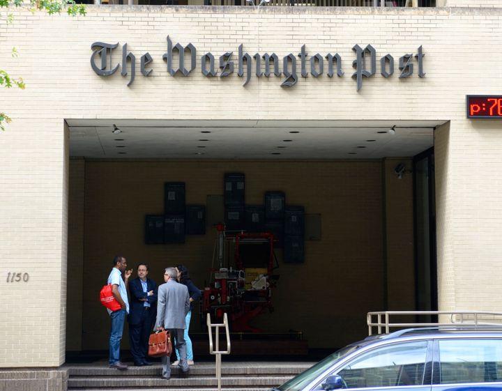 Journalist Sally Buzbee will be the first woman to lead The Washington Post newsroom.