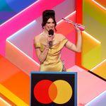 Brit Awards: Μεγάλη νικήτρια με δύο βραβεία η Dua