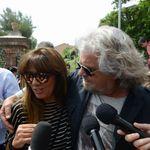 La moglie di Grillo: