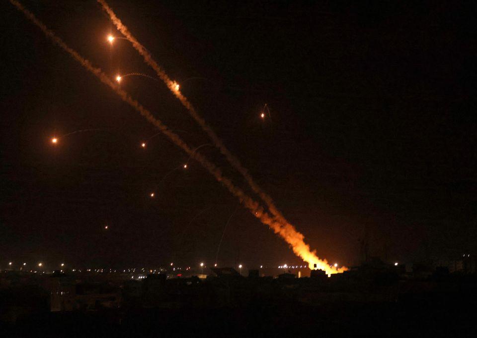 Ο πόλεμος στους ουρανούς του Ισραήλ μετά την ενεργοποίηση του
