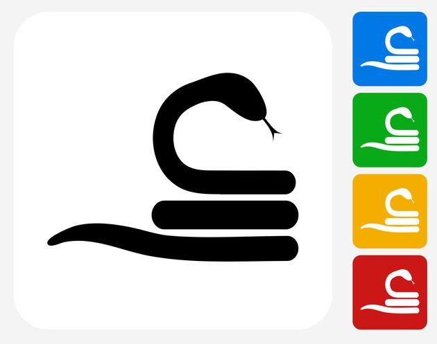 ヘビのイメージ画像