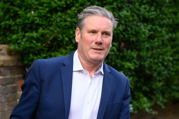 <strong>Labour Party leader Keir Starmer</strong>
