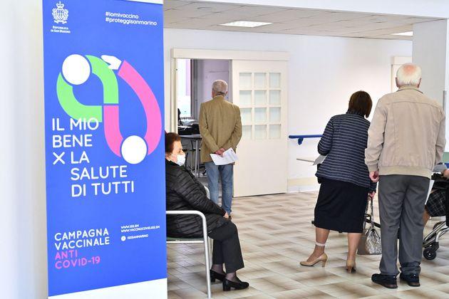 San Marino apre al turismo vaccinale dal 17