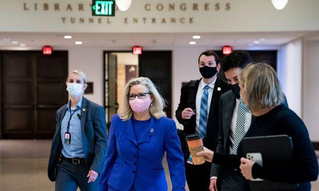 En évinçant Liz Cheney, le Parti républicain s'incline devant Trump (Liz Cheney...