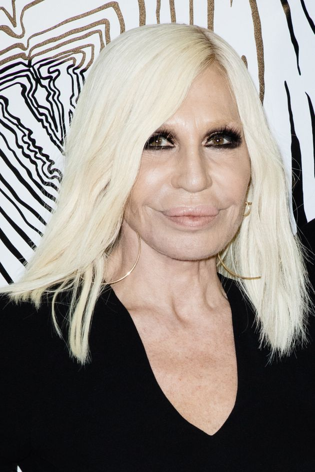 Donatella Versace Speaks Out After Blues Anthony Costa Details The Funniest Case Of Mistaken Identity Ever