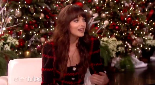 No, Dakota Johnson Isnt Why Ellen DeGeneres Show Is Ending, But People Want To Say So