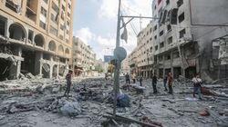 Ya son al menos 67 palestinos muertos y más de 300 heridos por los bombardeos en