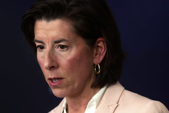 Commerce Secretary Gina Raimondo is among the Biden administration officials the pharmaceutical industry sees as an ally agai