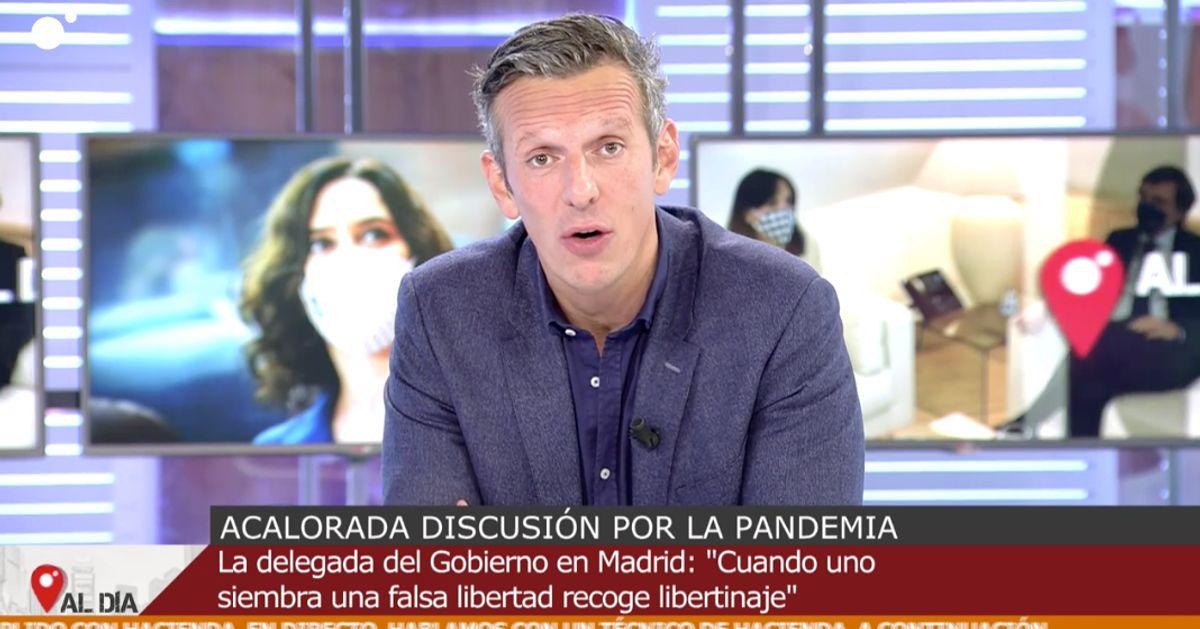 """Joaquín Prat no da crédito ante esta escena política: """"Jamás había visto algo semejante"""""""