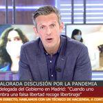 Joaquín Prat no da crédito ante esta escena política: