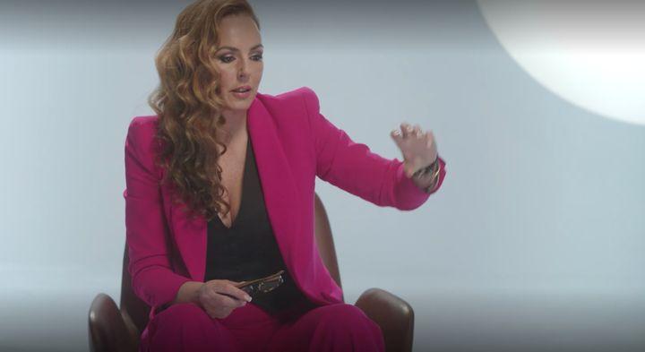 Rocío Carrasco en el episodio 10 de su docuserie.