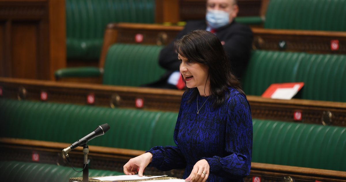 Rachel Reeves Ditches Labour's 'Don't Mention The War' Approach To Brexit