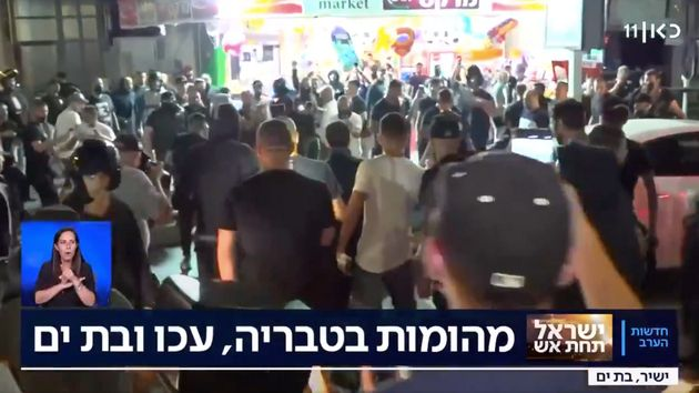 Un homme lynché en direct à la télévision en Israël, l'escalade des violences