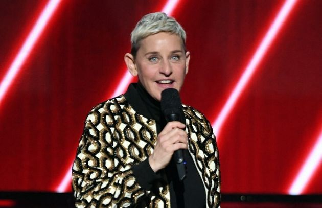 Ellen DeGeneres arrête son célèbre talk show (photo du 26 janvier 2020 à Los