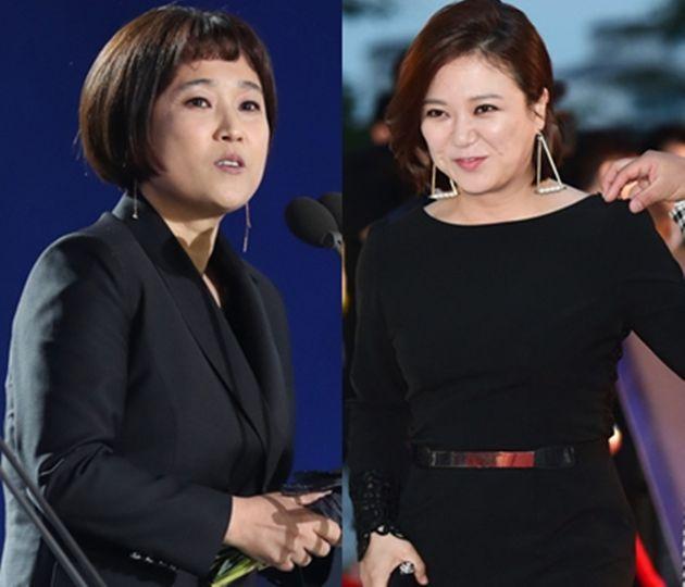 김숙은 2016년, 송은이는 2018년에 백상예술대상 TV 부문 예능상을