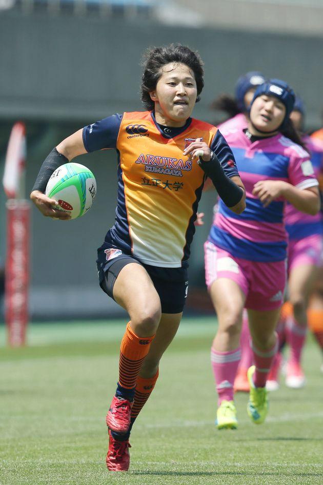中村知春選手