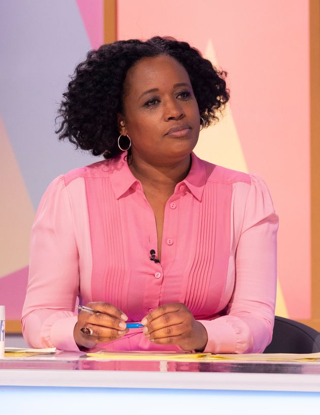 Charlene White Details Racist Abuse She Experienced For Not Wearing A Poppy On TV