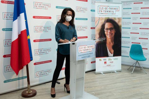 Audrey Pulvar, candidate aux régionales en Île-de-France, a perdu sa tête de liste en Seine-Saint-Denis...