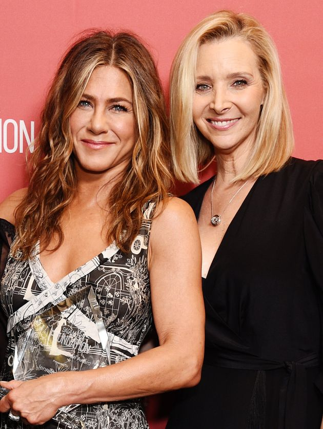 Jennifer Aniston and Lisa