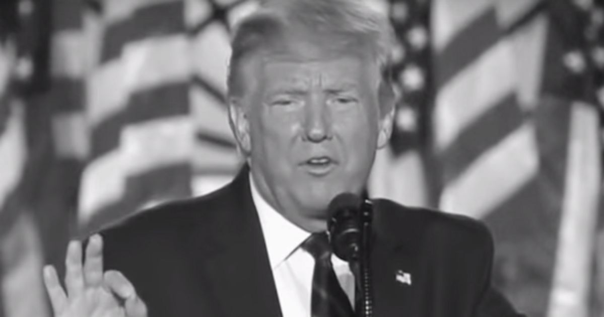 Trump's Fascism Is On Full Display In This Chilling Ad