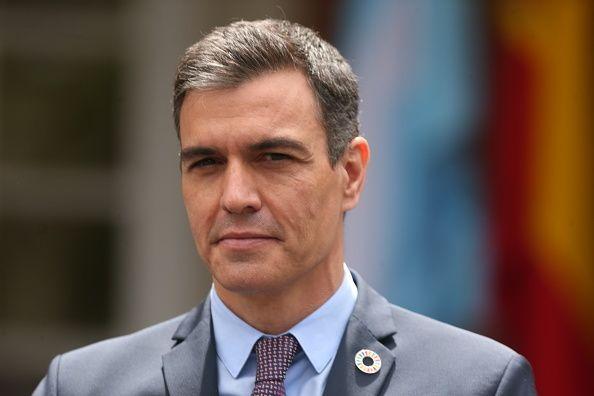 El presidente del Gobierno, Pedro Sánchez, el pasado