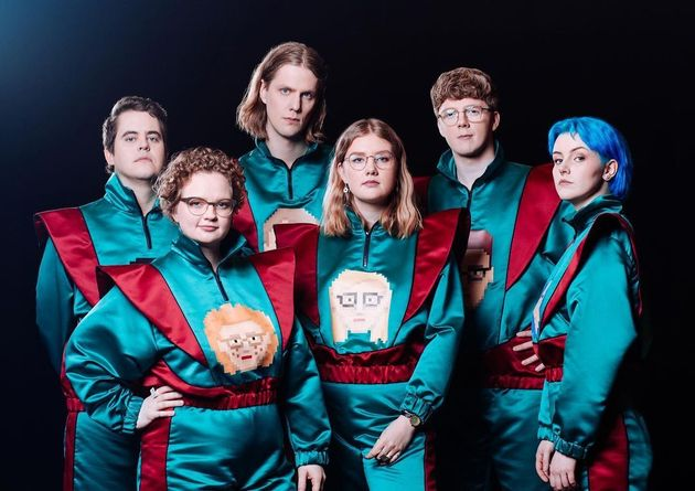 Da∂i and his Eurovision band,Gagnamagnið