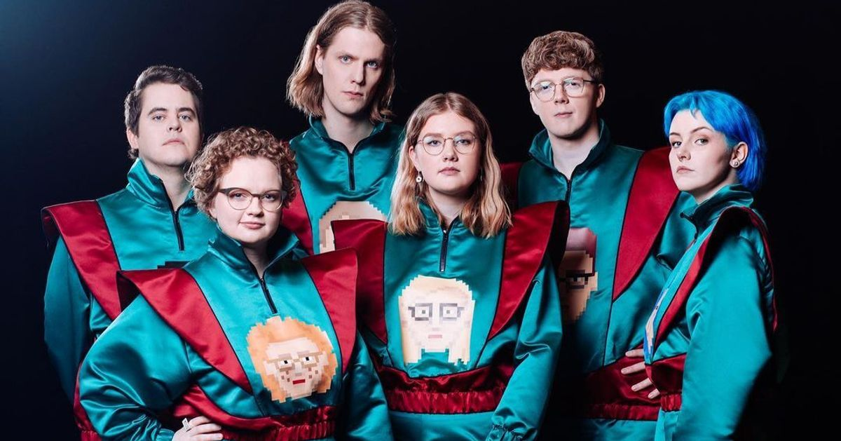 Iceland Eurovision Act Daði Og Gagnamagnið Unable To Perform After Band Member Contracts Covid