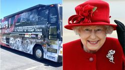 The Queen Is On The 'Trump Train' And Buckingham Palace Is Not