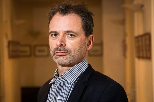 Le professeur Rémi Salomon en novembre