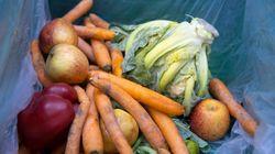 Les Français sensibles au gaspillage alimentaire en théorie, moins en