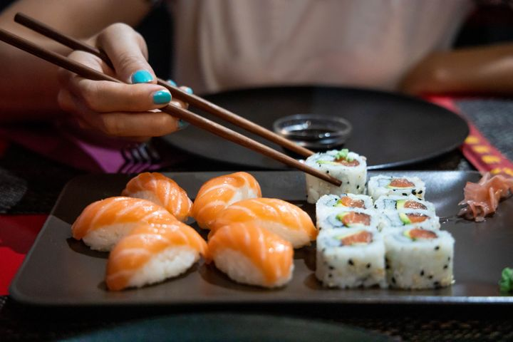 Leftover sushi is a big no-no for a lot of people.