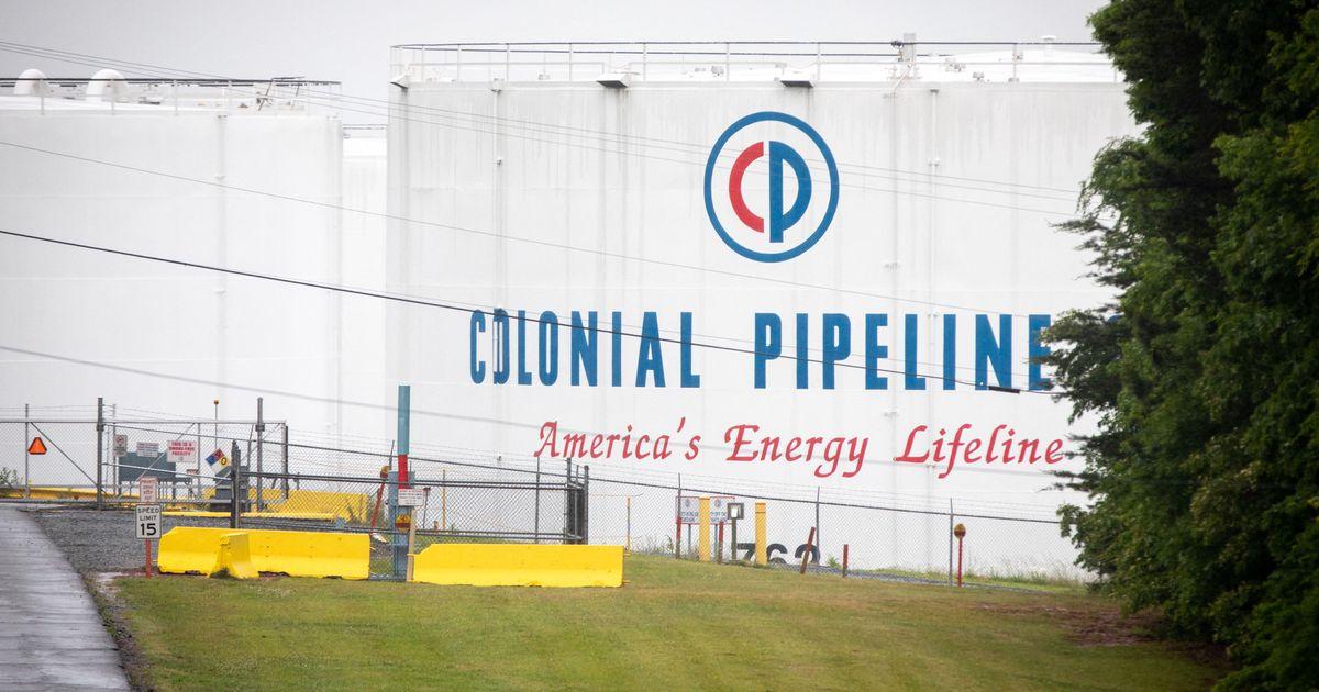 """""""Colonial Pipeline ha pagato 5 milioni di dollari agli hacker"""""""
